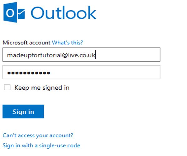 Kiểm tra địa chỉ Email