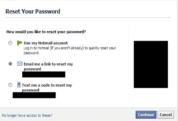 Nhận tài khoản đã hack
