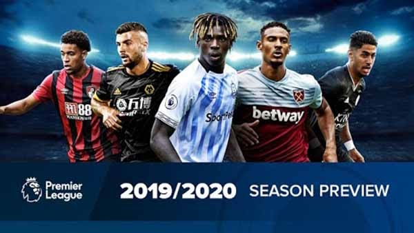 Dự đoán tốp bốn và nhóm xuống hạng Premier League 2019 – 2020