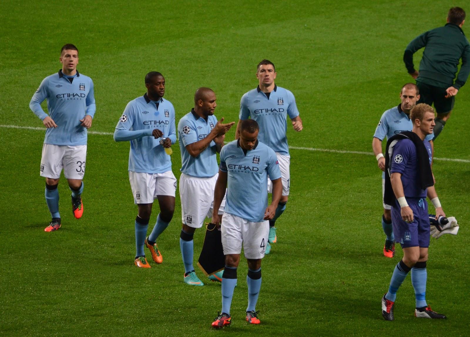 Manchester City là đội bóng vô địch Ngoại hạng anh nhiều nhất
