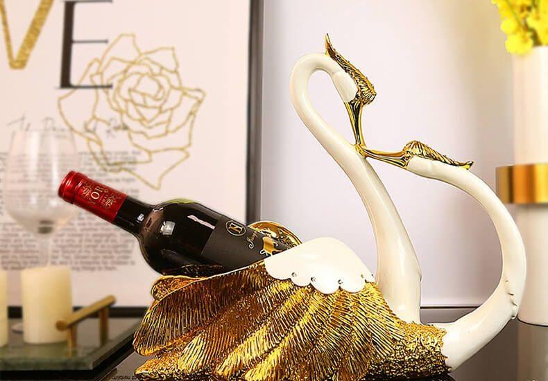 Những mẫu kệ để rượu đẹp và đáng mua nhất hiện nay