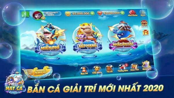 Top game bắn cá APK – chơi thả ga, rinh quà cực đã