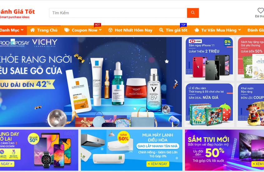 Danhgiatot.vn – website chuyên chia sẻ những đánh giá chân thực nhất về ngành hàng mẹ và bé