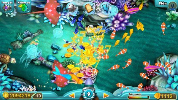 Chia sẻ tips bắn cá ăn xu hay cho game thủ