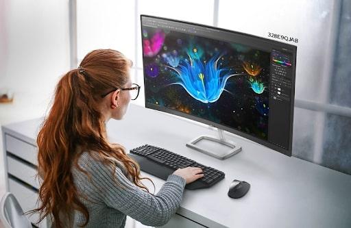 Màn hình đồ họa cho designer chuyên nghiệp